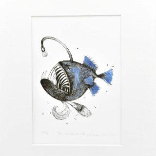 Art Print 'The unintentional menace'