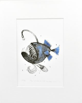Art Print 'The unintentional menace'
