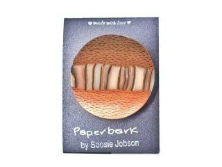 Brooch Paper Bark