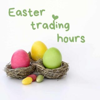 Easter trading hours