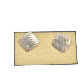 Stud Square Earrings