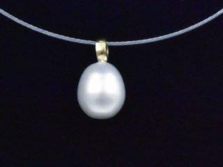 Broom Pearl Pendant