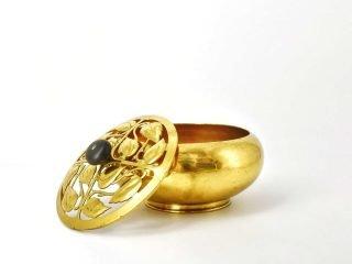 Posy (Rose) Bowl in Gilding Metal John Allchin