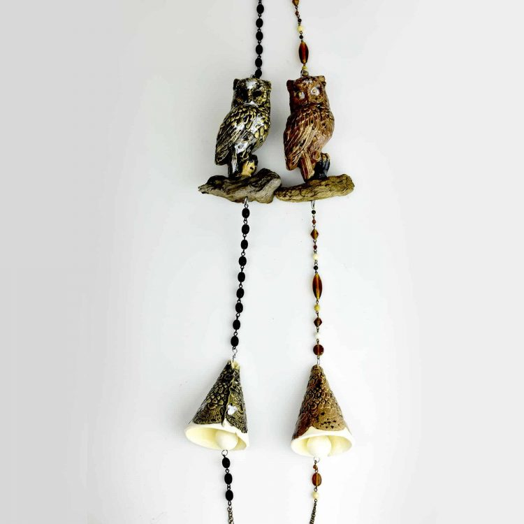 Owl Wind Chime