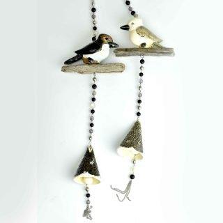Kookaburra Wind Chime