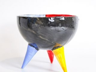 Large Miro Tripod Bowl