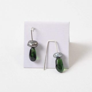 Earrings 'Keep It Keshi II'