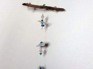 Driftwood Crystal Mobile #45