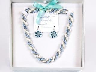 Komorebi necklace & earring