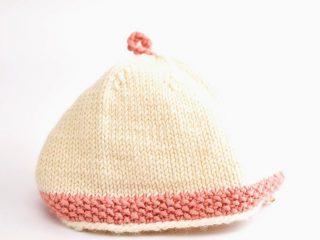 Baby Hat by Jo Barrie.