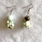 Jade Beads Earrings