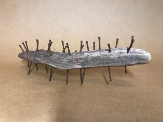 Assemblage Sculpture 'Spike II'