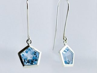 Crystal House Earrings